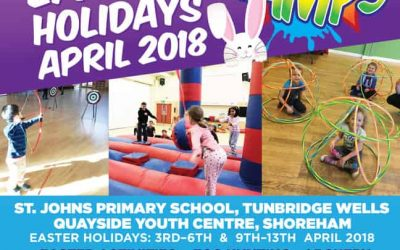 Easter Holidays Activity Clubs